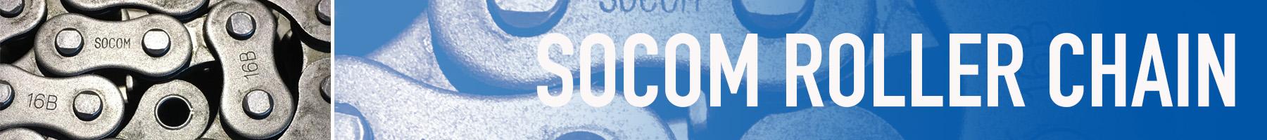 SOCOM Roller Chain-Blue 1800x200px